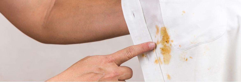 Como retirar manchas de gordura em tecidos