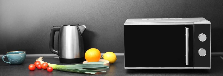 Limpeza de microondas sem mistérios